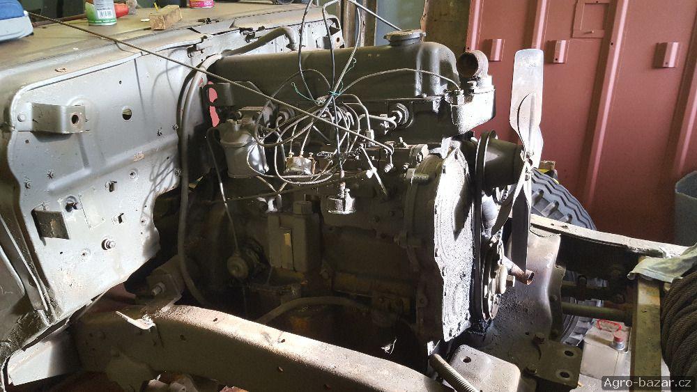 Motor Ford 2700E Dorset