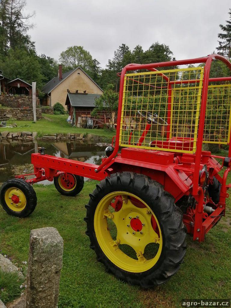 Prodám traktor RS09 r.v.68