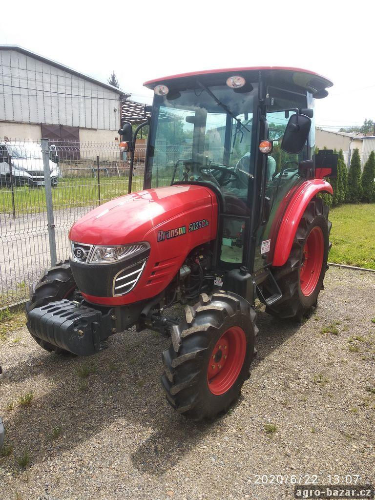 Traktor BRANSON 5025Ch