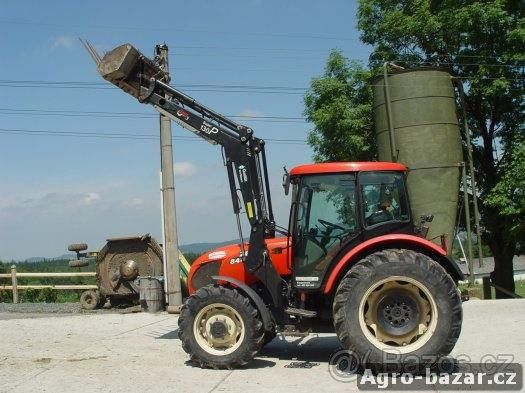 Prodám traktor Zetor Proxima 8441 - 499 000,-