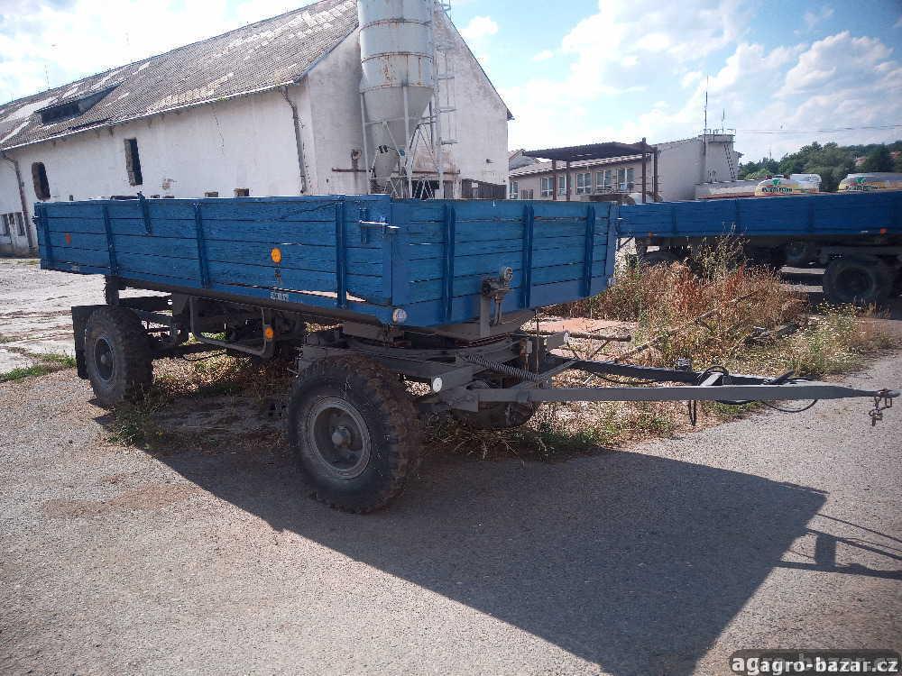Prodám traktorové přívěsy