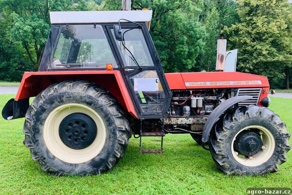 Traktor Zetor Crystal 12045