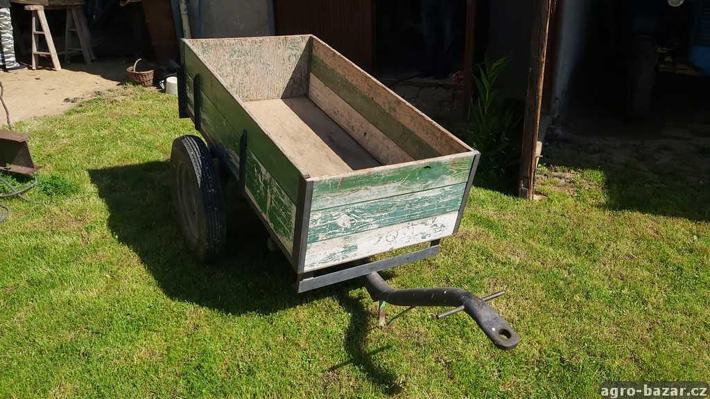 Prodám vozík za traktor