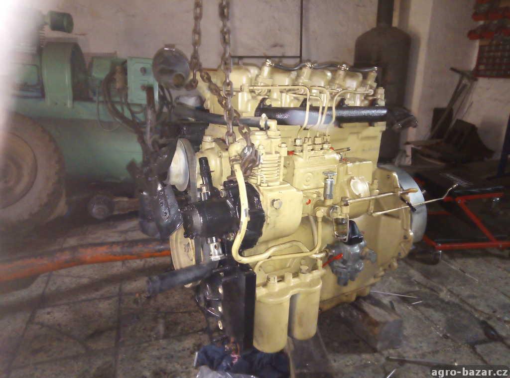 Motor zetor