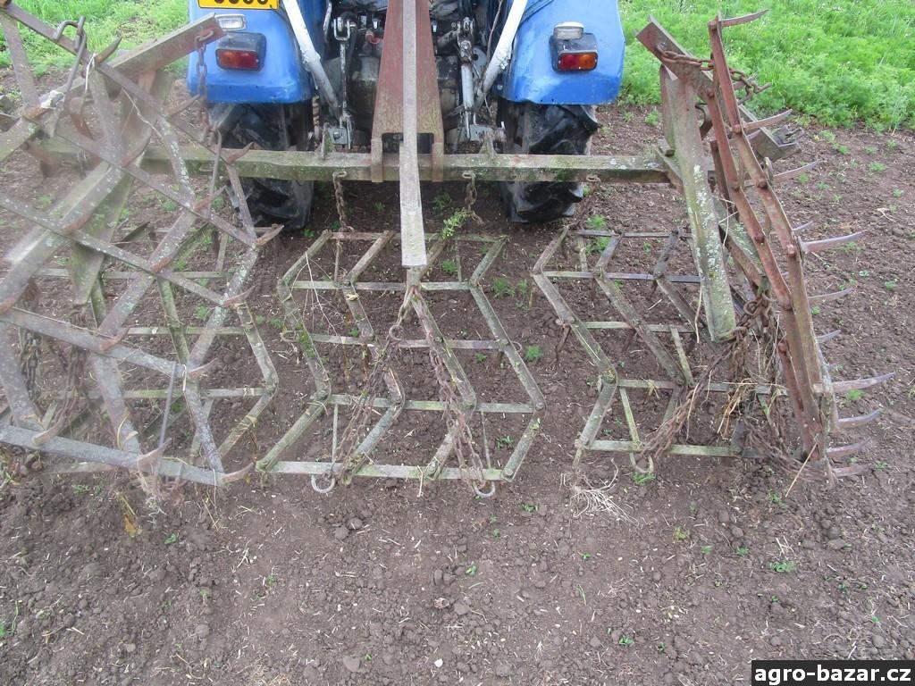 Nesené brány za traktor