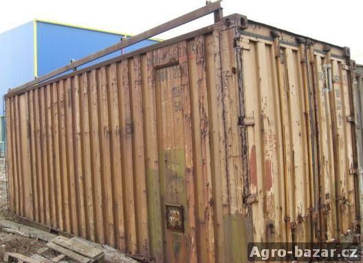 Lodní kontejner