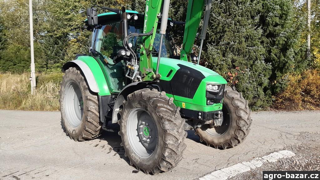 Traktor DEUTZ FAHR 5130 DT