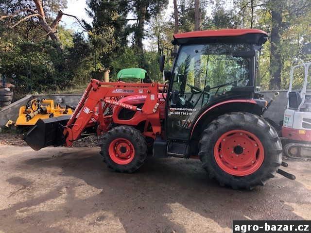 Prodej traktoru Kioti DK 6010