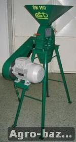 NOVÝ kladívkový ŠROTOVNÍK ŠK-150 bez elektromotoru