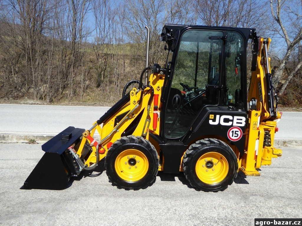 Traktorbagr JCB 1CcXc-H-F