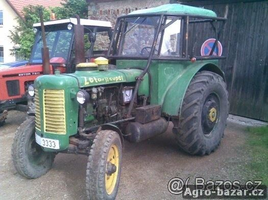 Prodám ND na traktor Zetor Supr 50