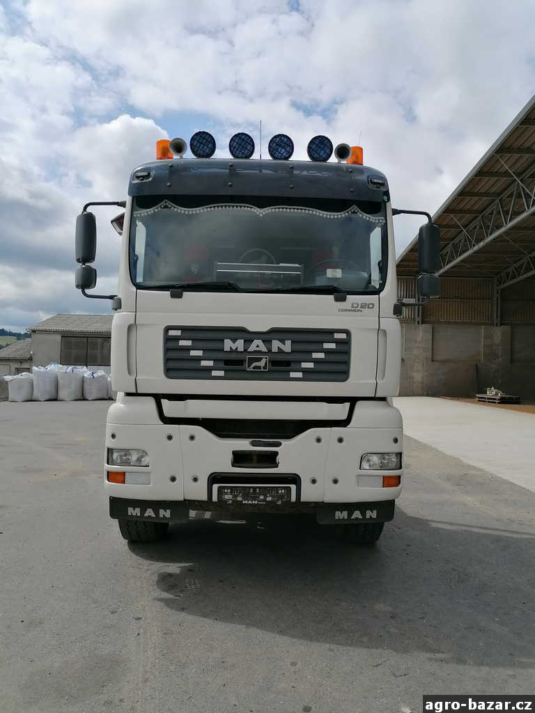 Traktor MAN TGA 18.430 4x4
