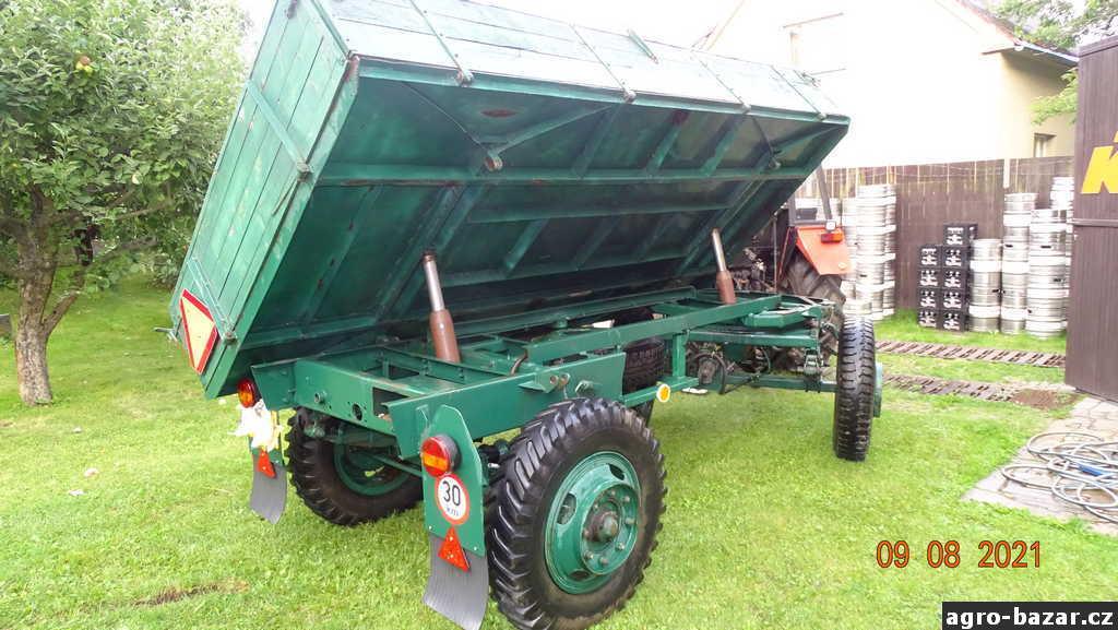 traktorový valník prodám