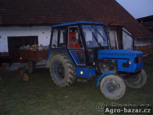 Traktor Zetor 5511