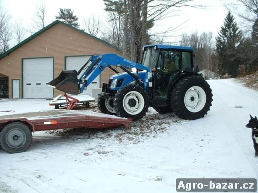 2006 New Holland TN75DA