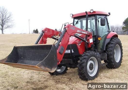 2007 CASE IH JX70 traktory