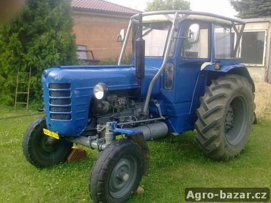 prodam traktor zetor 4011