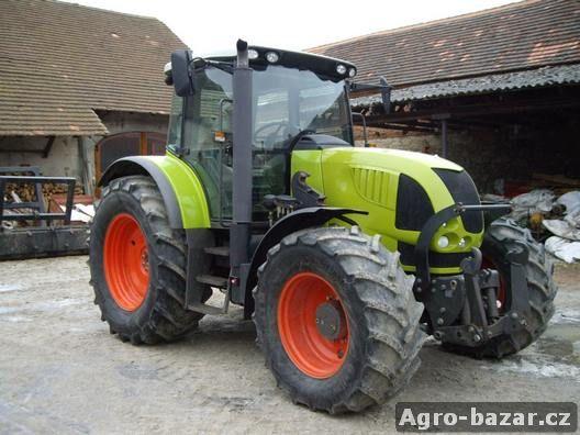 Traktor CLAAS ARES 697