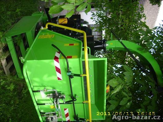 Prodám nebo vyměním Štěpkovač Laski LS 120 T