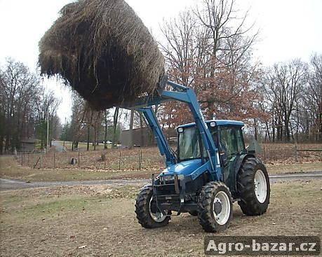 2003 New Holland TN75 traktor
