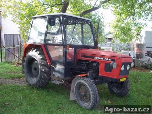 Traktor Zetor 4611