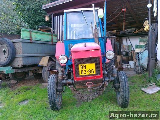 Traktor ZETOR 4011