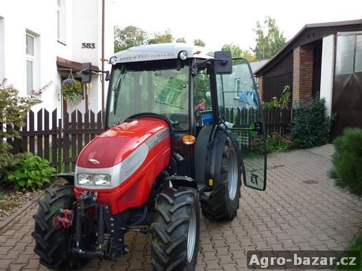 traktor McCormick GM 45