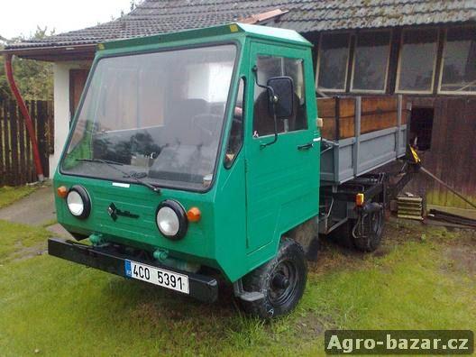 Prodám Multikáru M25 nebo vyněním za traktor  Zetor 3011 nebo 4011 (doplatím)