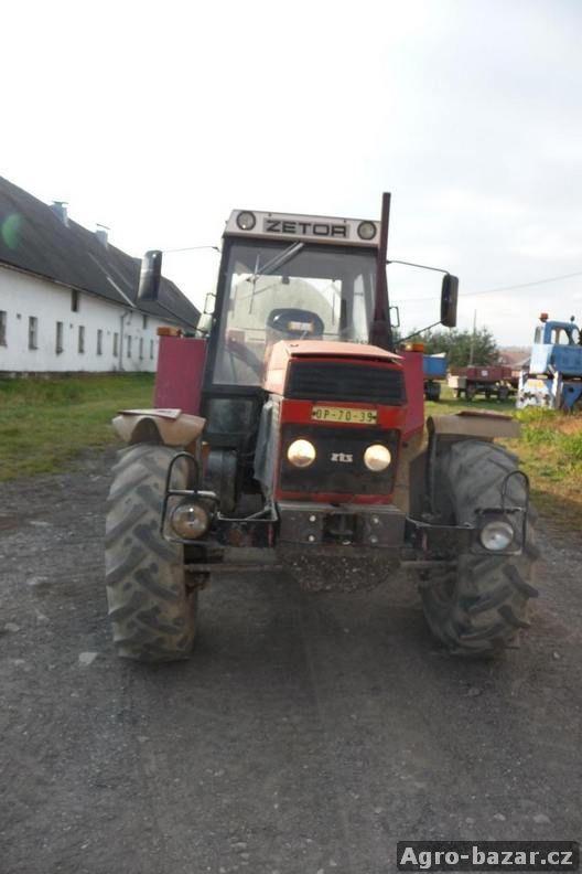 Traktor zetor 121 45