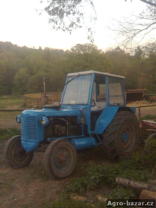 Prodám traktor ZETOR SUPER 50