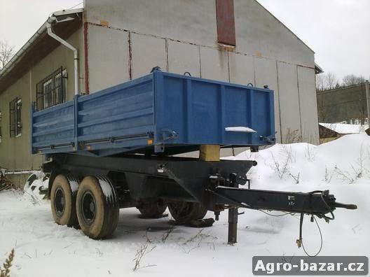 Přívěs nákladní traktorový s3 zr 18