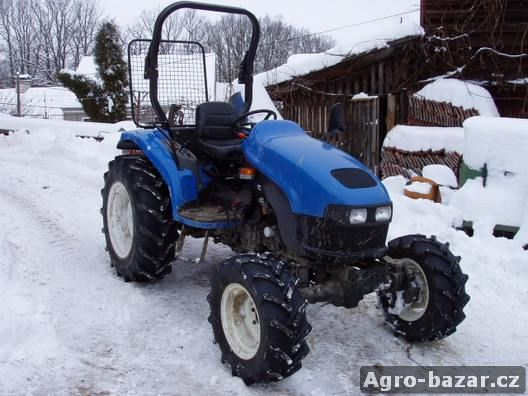 Newholland TC 40 D