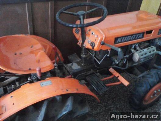 Traktor Kubota B 6000