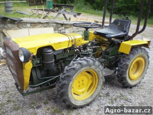 malotraktor 4x4 TV 420 Diesel