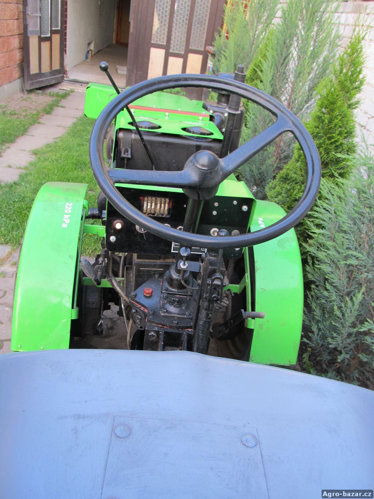 Nabízím malotraktor TZ 14