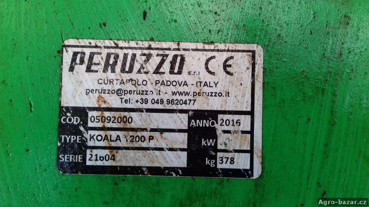 Mučovač PERUZZO KOALA 1200